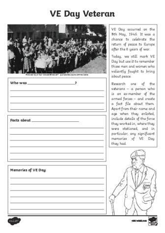 t2-h-5436-ks2-ve-day-veteran-writing-activity-sheet-